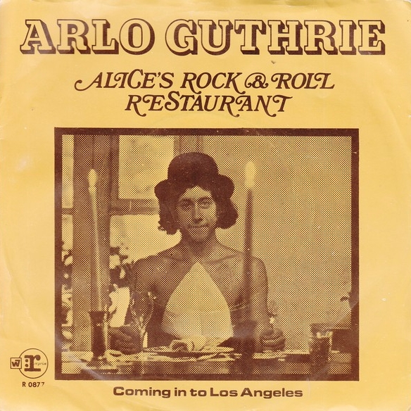 Alice's Rock & Roll Restaurant / Coming In To Los Angeles