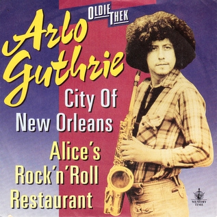 Alice's Rock & Roll Restaurant / City Of New Orleans